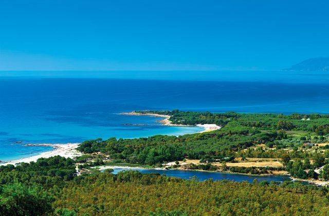 Camping Cala Ginepro, Campingplatz direkt am Meer auf Sardinien