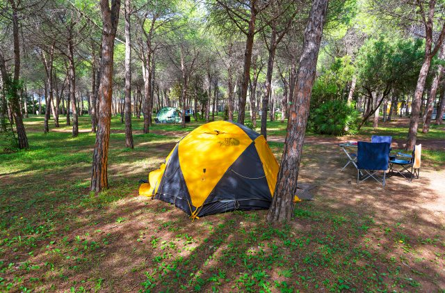 Camping in Orosei – an unforgettable experience