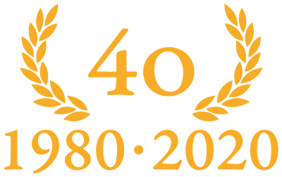 1980-2020 quarantesimo