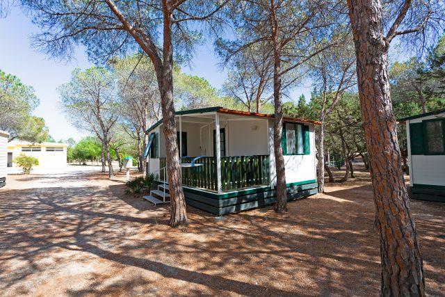 Bungalow Basic al Camping Cala Ginepro