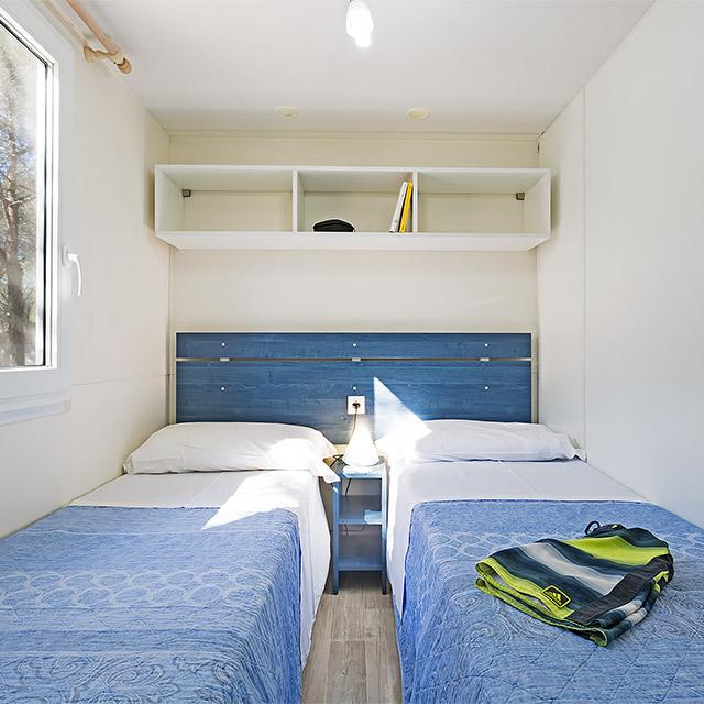 Camera doppia nel Bungalow Comfort